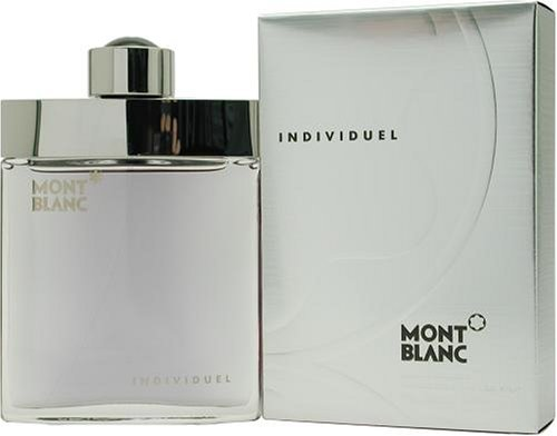 Mont Blanc Individuel По Монблан для мужчин. Eau De Toilette Spray 2,5 унции