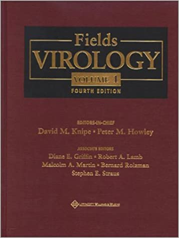 Fields virology 4th edition 2 volume set david m knipe peter m fields virology 4th edition 2 volume set david m knipe peter m howley md diane e griffin md phd robert a lamb phd scd malcolm a martin md fandeluxe Gallery