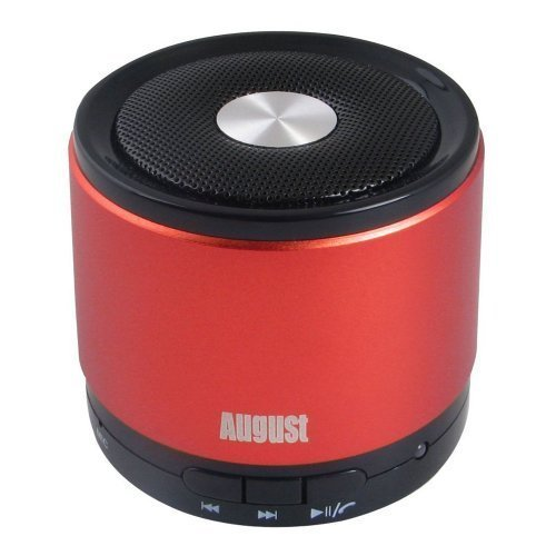 1004 opinioni per August MS425 Mini Altoparlante Bluetooth con Microfono- Potente Altoparlante