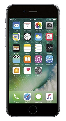 Apple iPhone 6S, GSM Unlocked, 64GB - Silver (Renewed)