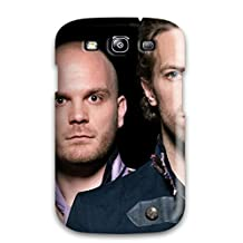 Defender Case For Galaxy S3, Coldplay Pattern With Free Screen Protector