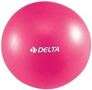 Delta Elite Ds Pilates Egzersiz Topu 25 cm, Pembe