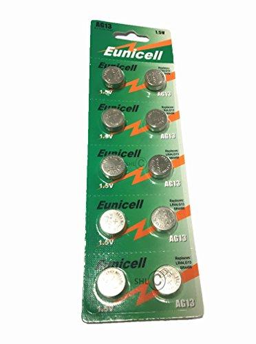 button batteries ag13 - 4