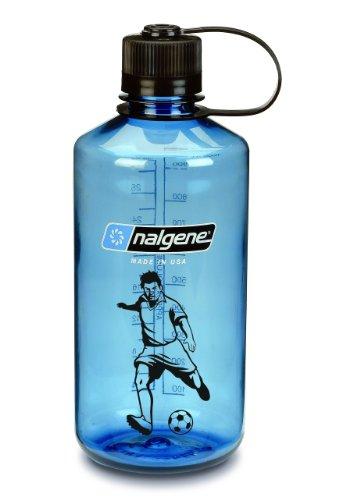 Nalgene Tritan 32oz Narrow Mouth BPA-Free Water Bottle