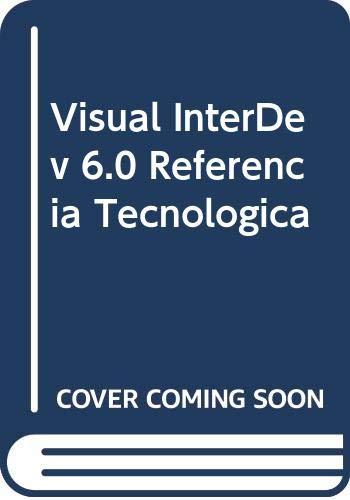Microsoft visual interdev 6.0 - referencia de tecnologias web por Hill McGraw