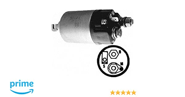 Standard Motor Products SS218 Solenoid