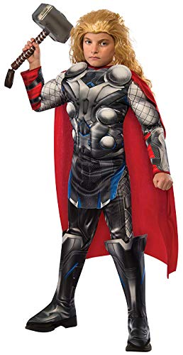 Rubie's Costume Avengers 2 Age of Ultron Child's Deluxe Thor Costume, -