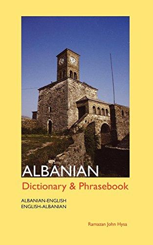 Albanian-English/English-Albanian Dictionary and Phrasebook (Dictionary and Phrasebooks)...