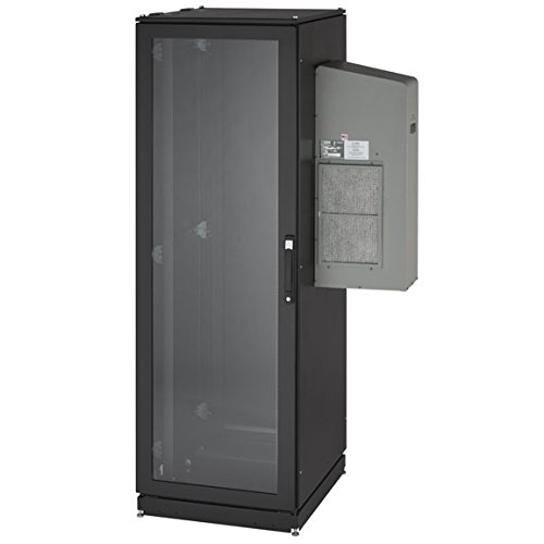 Black Box Climatecab Nema 12 Server Cabinet With M6 Rails - 19 42u Wide For Server - 2000 Lb X Max