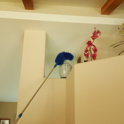 Extension Rod Blue Extension Duster Ultimate Duster Kit