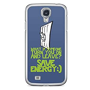 What if Samsung Galaxy S4 Transparent Edge Case