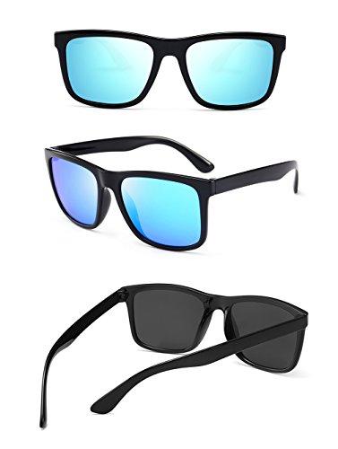d4a5eca40e Polarized Sunglasses for Men TR90 Unbreakable Mens Sunglasses Driving Sun  Glasses For Men Women
