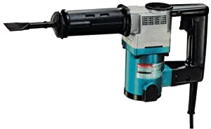 Makita HK1810 5 Amp Variable Speed Power Scraper with 1-3/6-Inch and 2-Inch Scaling Chisels and a Bull Point Chisel
