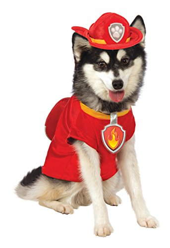 Pictures of Paw Patrol Marshall Dog Costume 580211 XL Marshall 3