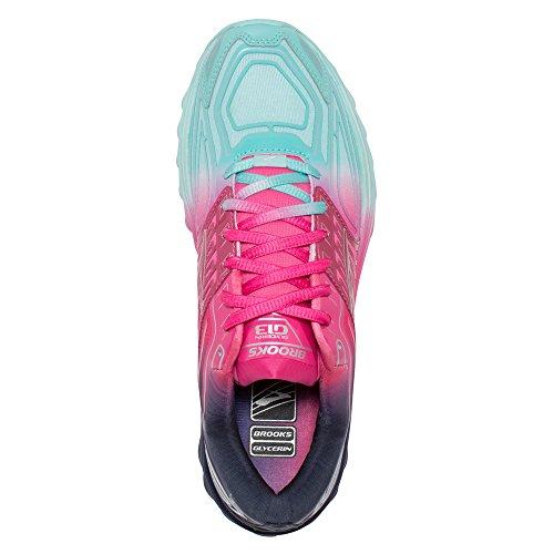 Bleu Femmes Neutre Brooks Glycérine Rose Chaussures Violet De 13 Course qwEzwY7