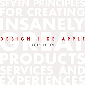 Design Like Apple Hörbuch