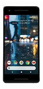 Google Pixel 2 128GB - Clearly White, Google Unlocked Version (Certified Refurbished)