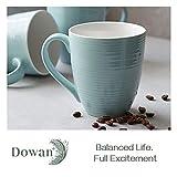 DOWAN Coffee Mugs Set - 17 Oz Large Coffee Mug Set
