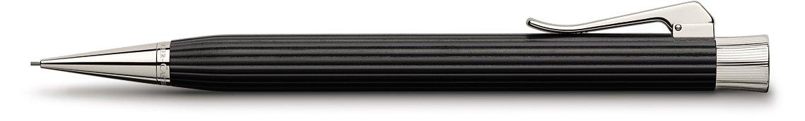 nero Matita meccanica nero colore Graf von Faber-Castell Intuition Platino-Matita a scatto