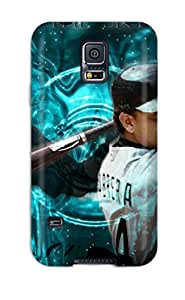 New Style 5464853K738127100 detroit tigers MLB Sports & Colleges best Samsung Galaxy S5 cases