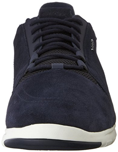 Geox U Xunday 2Fit A - Zapatillas para hombre Azul (Navy)