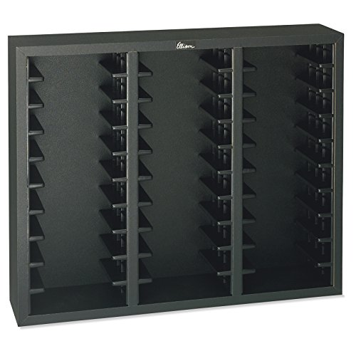 - Ellison Sure Cut Die Storage Rack, 30 Slot, Standard, Black