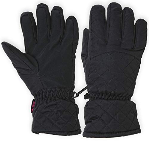 Womens Winter Snow & Ski Gloves - Designed for Women