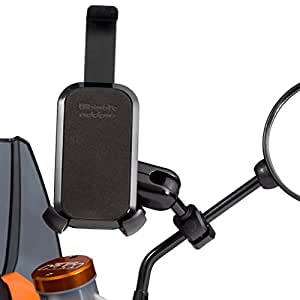 Ultimateaddons Motorcycle Mirror One Holder Mount Kit with 3 Inch Extender for Huawei Nova