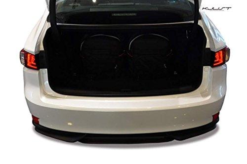 AUTO-TASCHEN MASSTASCHEN ROLLENTASCHEN LEXUS IS H III, 2013- CAR-BAGS - KJUST
