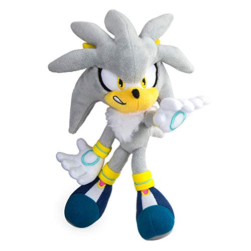Sonic Modern Collector Plush, Silver