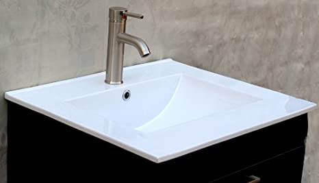 Excellent Kitchen Bath And Beyond Tampa Small Cleaning Bathroom With Bleach And Water Round Bathroom Faucets Lowes Bathroom Vanities Toronto Canada Youthful Bathroom Expo Nj ColouredTiled Bathroom Shower Photos 24\u0026quot; Bathroom Vanity Cabinet Ceramic Top Sink MCT: Amazon.com ..