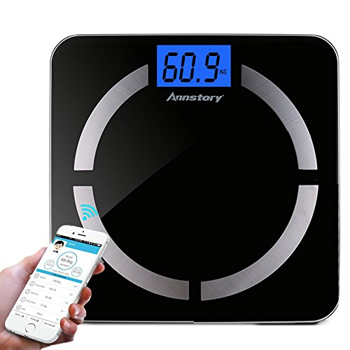 Fitness Body Composition Scale - 4