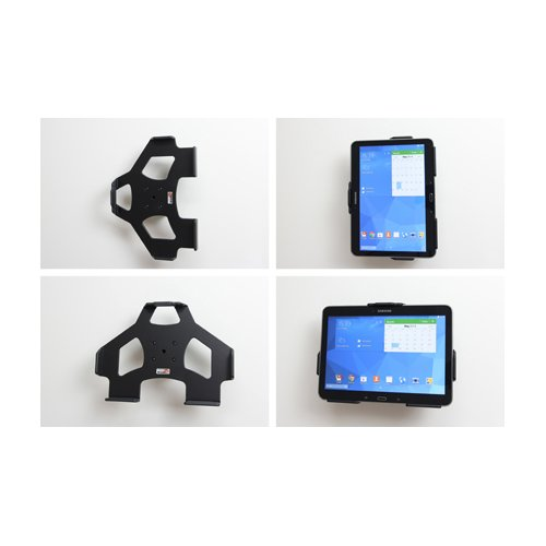 Brodit 511632 Passive Holder with tilt Swivel for Samsung Galaxy Tab 4 10.1 SM-T530//-T531//-T535 1 Pack
