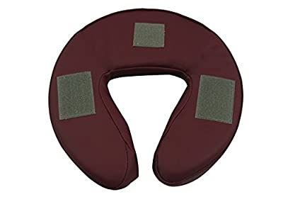Extra Soft Spa Massage Table Chair Crescent Face Rest Neck Head Pillow Cushion