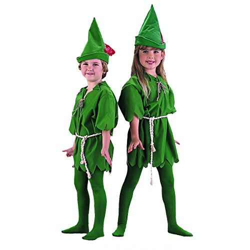 Child's Peter Pan Halloween Costume (Size: X-Small