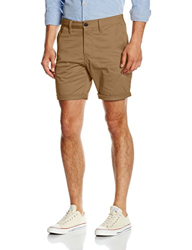 star 240 Raw Marron antelope Short Homme G FqvwdYaY