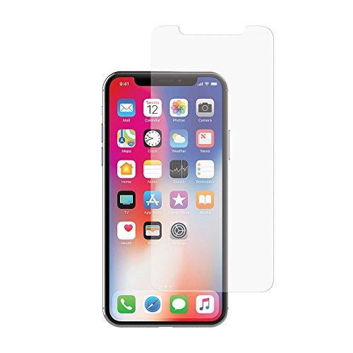 Incipio Incipio Screen Protector (Incipio PLEX Plus Shield Tempered Glass Screen Protector for Apple iPhone X - Clear)