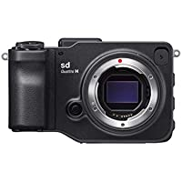 Sigma C41900 sd Quattro H 51 Digital SLR Camera with 3 LCD, Black