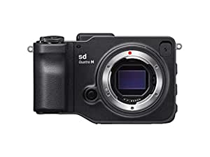"Sigma C41900 sd Quattro H 51 Digital SLR Camera with 3"" LCD, Black"