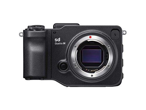 Sigma C41900 sd Quattro H 51 Digital SLR Camera with 3' LCD, Black