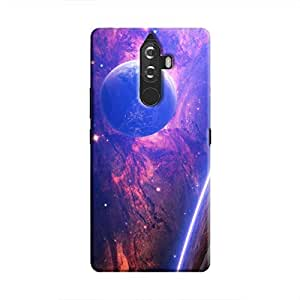 Cover It Up - Bright Planet View K8 Note Hard Case