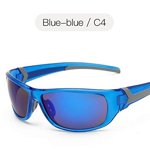 Pêche de Blue de de Couleur sunglasses Homme gelée nbsp;Soleil air de UV400 nbsp;Protection Plein Sport Lunettes Mjia Conduite nbsp;Sport Lunettes pour de g4wnERqfq