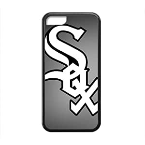 TYHde chicago white sox Hot sale Phone Case for iPhone iphone 5s Black ending