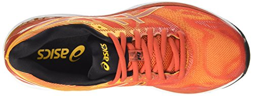 Phantom de Fusion Nimbus Red 19 Homme Asics Clay Running Rouge Chaussures Gold Gel P7fWWBqR