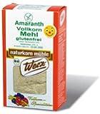 Werz Bio Amaranth-Mehl gf (2 x 500 gr)