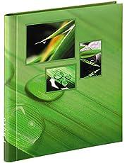 "Hama Zelfklevend album""Singo"", 28x31 cm, 20 pagina's, groen"