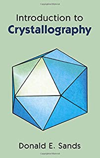 Introduction To Crystallography Dover Books On Chemistry