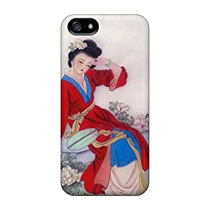 New AlexandraWiebe Super Strong Asian Art01 Cases Covers For Iphone 5/5s