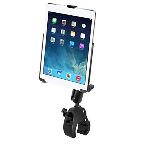 Large Tough Claw Rail Handlebar Mount Holder Kit fits Apple iPad 5 Apple iPad Air 1 & 2 & Pro 9.7