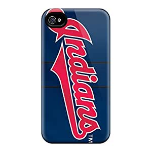 iPhone 5 5s Cka1800 5 5smAIO Customized HD Cleveland Indians Series Anti-Scratch Hard Cell-phone Case -JamieBratt